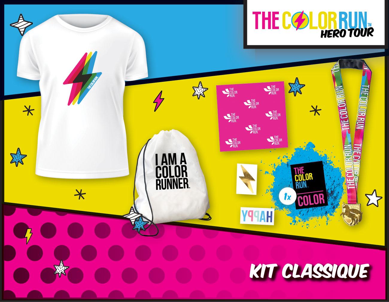 Classique Participant Kit
